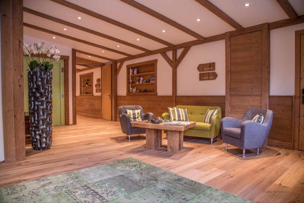 Hotel Sarain | Lantsch/Lenz